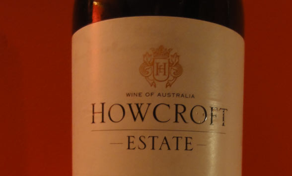 Howcroft Estate Limestone Coast 2009