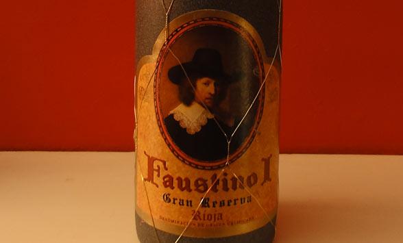 Faustino I Gran Reserva Rioja 2001