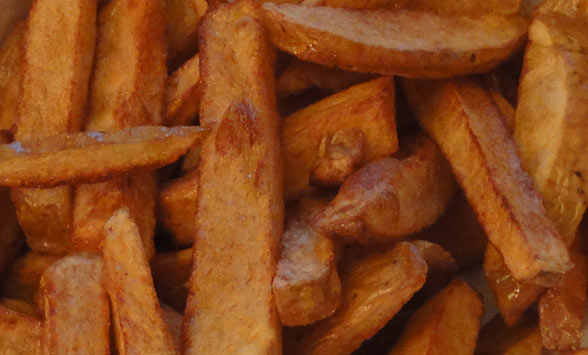 Home Cooked Chips