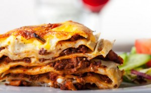 Homemade Beef Lasagne