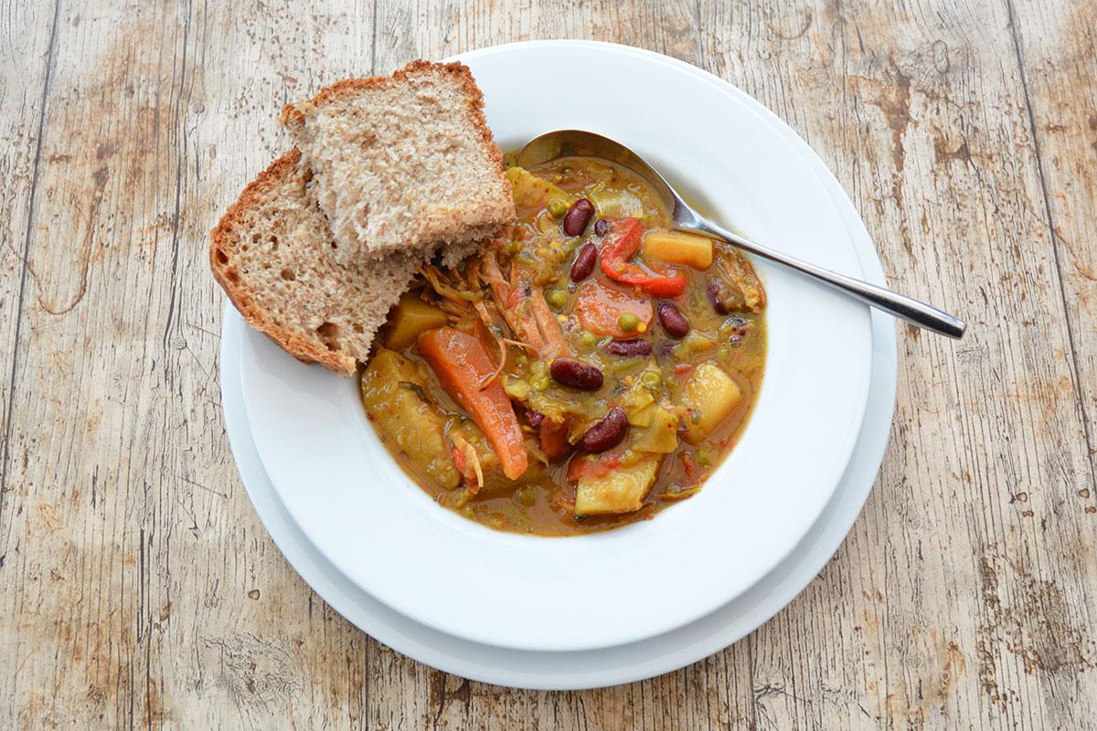 Gammon Stew