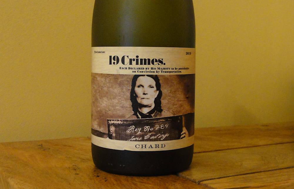 19 Crimes Chardonnay 2019