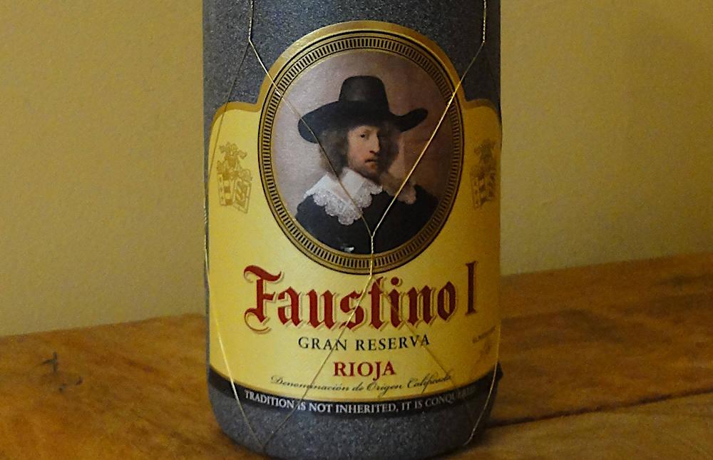 Faustino I Gran Reserva Rioja 2009